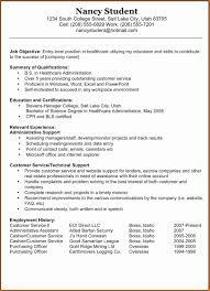 Resume Format For Call Center Job Pdf Resume For Study