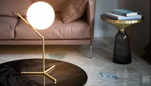 Flos Ic Lights Table 1 High Lamp
