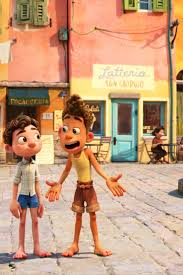 Is Luca Pixar's First Gay Movie? Maybe