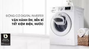 Free giao hàng - lắp đặt hãng] Máy giặt cửa trước Samsung WW90K52E0WW/SV  Inverter AddWash 9Kg (Trắng) - Hãng phân phối chính thức - 7.490.000VNĐ -  KHÔNG THIẾU CÁI GÌ