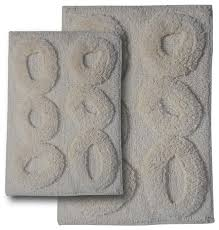 perfect greyton ikat bath rug all modern bath rugs travel cotton bath rugs from vita futura