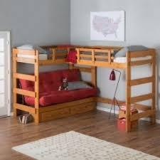 Corner unit beds