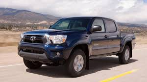 2012 Toyota Tacoma Access Cab review notes | Autoweek