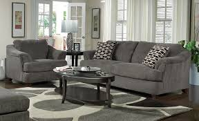 Living Room With Grey Sofa Living Room Grey Sofa House Decor