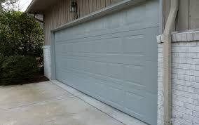 painting garage doorDIY Home Staging Tips DIY Project Overhead Garage Door RePaint
