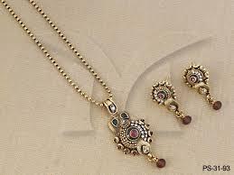 antique pendant sets simple diamond pendant sets antique jewelry designer gold plated jewellery imitation jewellery