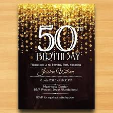 50th birthday invitations free printable birthday invitation template 50th invitations templates free