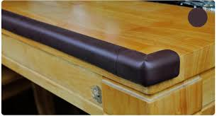 table edge guard. buy 0-degree baby safety strip furniture edge guard cushion corner cover 2 meter 6.5 feet tape (1 piece, brown) online at low prices in india - amazon.in table r