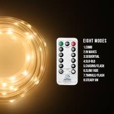 Golden Power Lights String Fairy Lights Golden Power Remote Control For Led