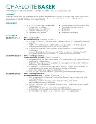 Retail Resume Description Sales Associate Resume Sample Examples Retail Job Mmventures Co