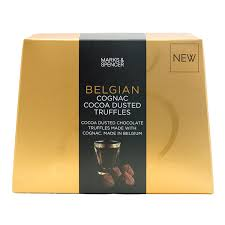 Marks And Spencer Kitchen Furniture Amazoncom Marks And Spencer Belgian Cognac Truffles Cocoa