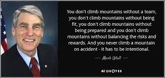 TOP 25 QUOTES BY MARK UDALL | A-Z Quotes via Relatably.com