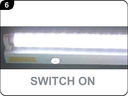 how to replace a fluorescent tube an etl approved led tube 6 how to replace a fluorescent tube an etl approved led tube 6 steps