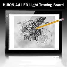 Huion A4 Light Box Amazon Com Huion A4 Led Light Box Ultrathin Drawing Tracing