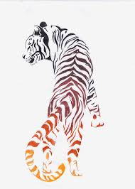 tiger drawing tattoo. Perfect Tattoo Tiger Tattoo Design By NoreyDragon  Throughout Drawing