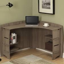 corner office desk. Perfect Office Driftwood Corner Desk Office For K