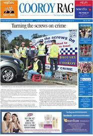 Cooroy rag july 29 2015 by Brenda Gladwood issuu