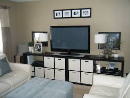 Small Storage Cabinet For Living Room Furniture Living Cozy Interior Space Tv Room Design Ideas Unit