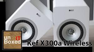 kef x300a wireless. kef x300a wireless