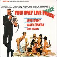 (<b>саундтрек</b>) - <b>You</b> Only Live Twice (soundtrack)