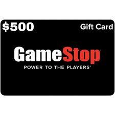 Free $500 Gamestop Gift Card | Gift card generator, Gift card, Cards