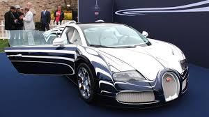 Bugatti veyron 16.4 grand sport l'or blanc. The Story Behind The 2 5 Million Bugatti Veyron L Or Blanc