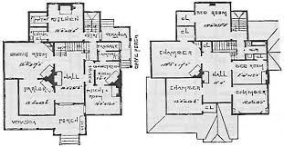 historic victorian house floor plans