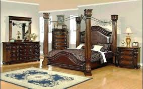 North Shore Canopy Bedroom Set Furniture Key Town Bedroom Set Fresh ...