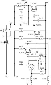 Разработка и монтаж лабораторного стенда на основе преобразователя   схемы происходит запуск электропривода В случае неисправности в стабилизаторе напряжения или при неправильном подключении к питающей сети не подается