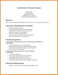 Busboy Job Description Resume Waitress Responsibilities Resume Samples Awesome Busboy Resume 76