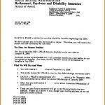 9 ssi award letter timesheet conversion throughout ssi disability award letter 150x150