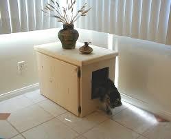 image of cat litter boxes furniture cat litter cabinet diy