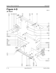 Jlg scissor lift wiring diagram awesome construction equipment parts jlg parts from