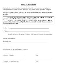 Sample Letter To Dmv Proof Of Residency Letter Template Sample Uk From Relative