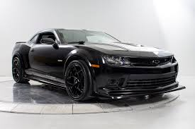 Chevrolet Camaro 2015 Z28 Black Exotic Car Wallpaper | Galleryautomo