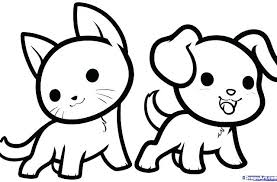 Pictures Of Baby Animals To Color Coloring Pages Baby Animals Draw