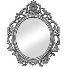 Better Homes and Gardens Ornate Baroque Wall Mirror Walmartcom
