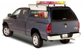 Create A Camper With A Leer Truck Cap The Leer 122 Camper