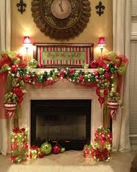 Appealing Fireplace Mantel Christmas Decorations 98 For Your Room Decorating  Ideas with Fireplace Mantel Christmas Decorations