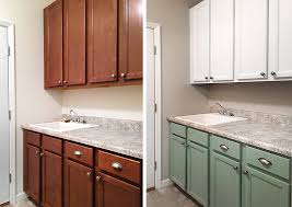 cabinets in laundry room. before and after laundry room cabinets in a