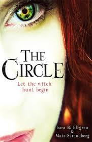the circle by sara b elfgren mats strandberg engelsfors hammer books june paperback 596 pages horror young the circle by sara b elfgren and