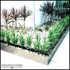 outdoor artificial plants if
