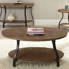 steve silver denise oval light oak wood coffee table oval light oak coffee table hayneedle