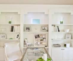 white office design. Decorating A Bright White Office: Ideas \u0026 Inspiration Office Design