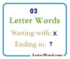 8 letter word with x three letter words that end in x three letter words with z best of