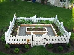 raised garden fence ideas vegetable garden fence ideas interior raised garden fence plans