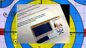 the wife s foid card arrives foid firearm own
