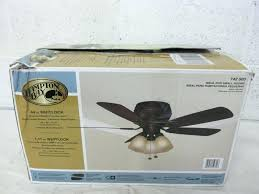 ceiling fans hampton bay 44 ceiling fan auction nation auction phoenix home improvement auction 5