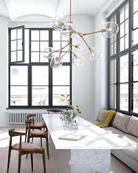 replica bubble chandelier 8 lindsey adelman sydney light