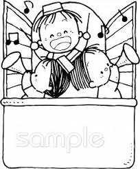 吹奏楽イラストなら小学校幼稚園向け保育園向け家庭向けの